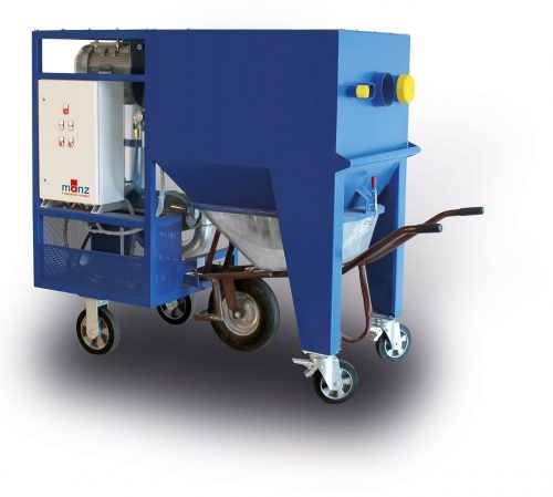 manz-balduf l filteranlage